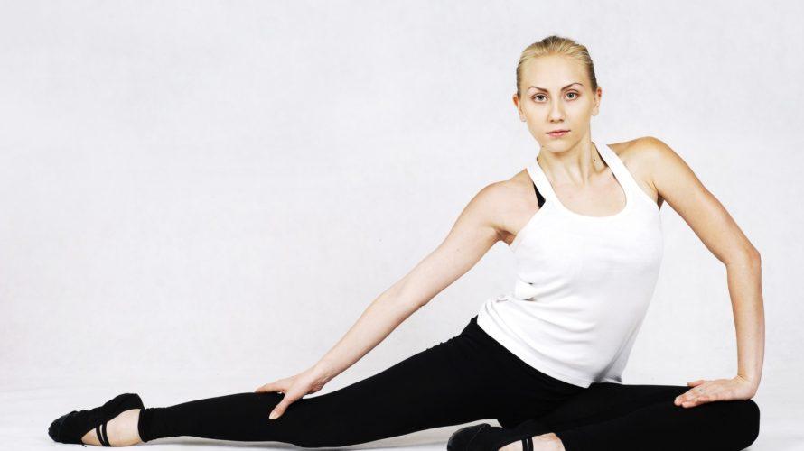 股関節ストレッチには下半身太り解消効果が!方法を丁寧に解説