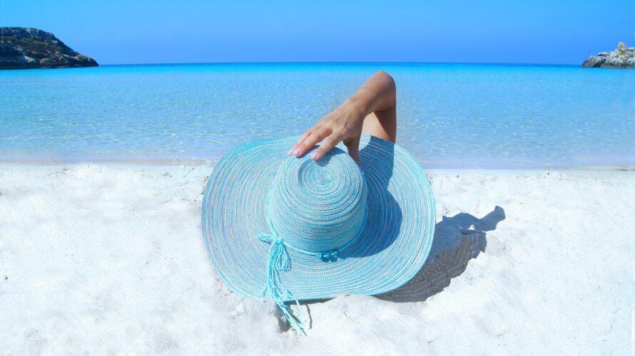 夏場は要注意!「汗」は肌にダメージを与える原因になりうる